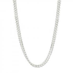 Cadena Brilho Silver de plata eslabón